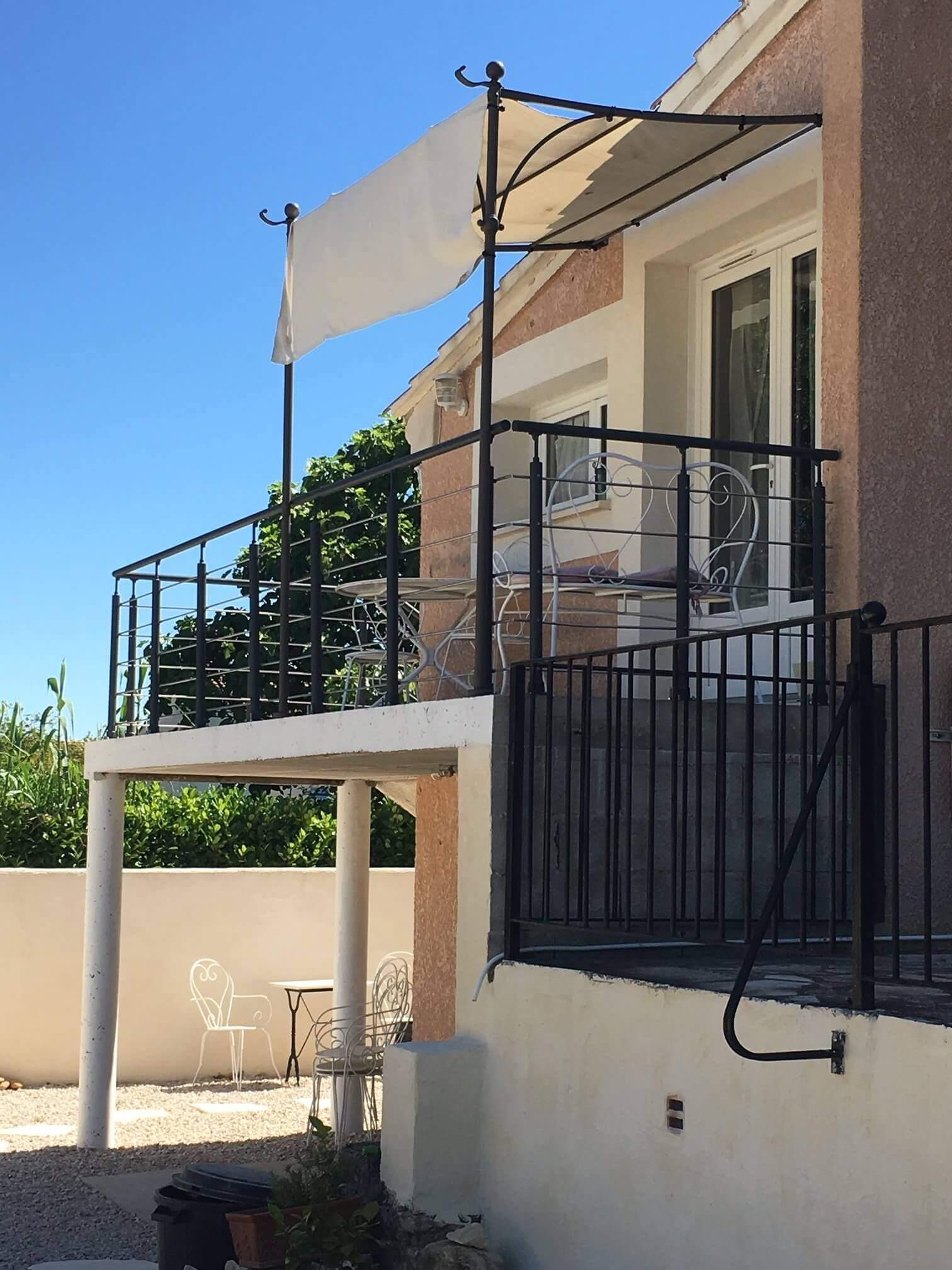 Gîte avec terrasse