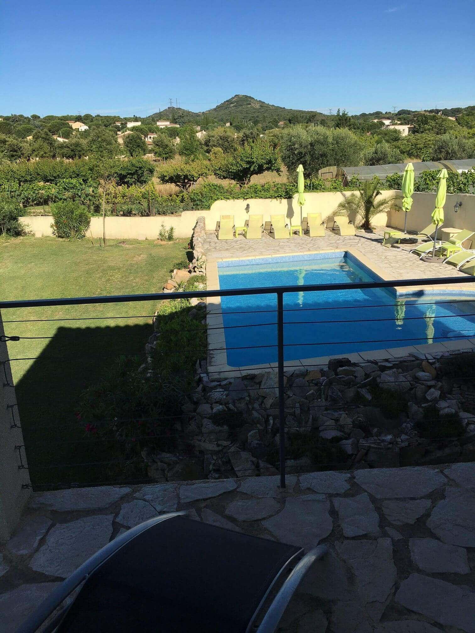 Gîte et chambres d'hôtes avec piscine